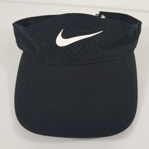 NIKE DRI-FIT BLACK VISOR